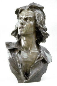 Alfred Laliberté, Dollard des Ormeaux. © Musée national des beaux-arts du Québec.