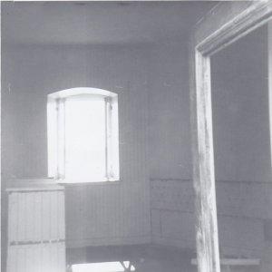 Intérieur du phare de l'îlot, en 1963