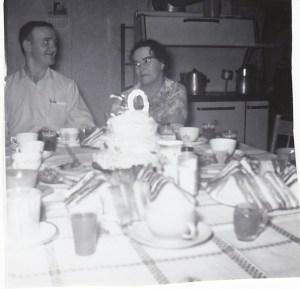 30e anniversaire de mariage de mes parents.