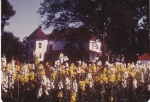 Hôtel de la Ferme en 1980.