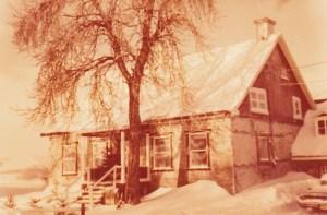 Maison où j'ai grandi 1