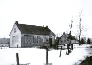 École de rang, près du #106, 2e Rang de Deschambault (coll. CARP).
