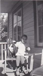Mado avec chien