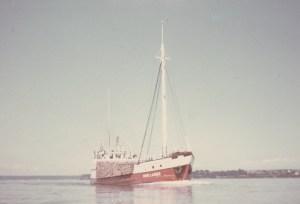 Goelette Mont-Laurier 1967