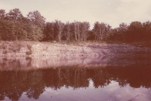 Lac Vert 1966