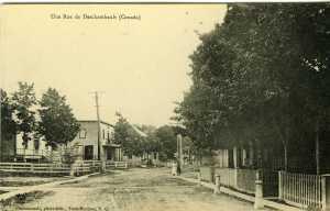 Rue de Deschambault (CARP).