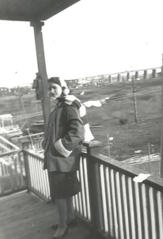 Ville Le Moyne, 1958.
