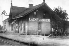 Gare Lachevrotière
