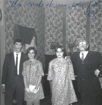 1967 un oncle et une jolie fille