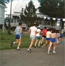 Courses de la St-Jean, 1981.