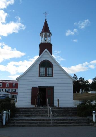 Petite chapelle de 1747.