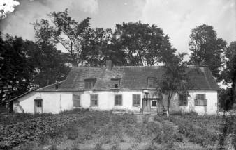 Le manoir La Naudière à Sainte-Anne-de-la-Pérade.