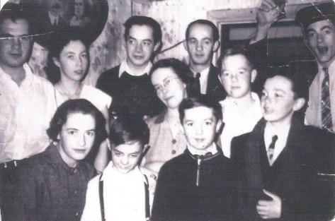 Mes parents, mes frères et ma soeur (1956)