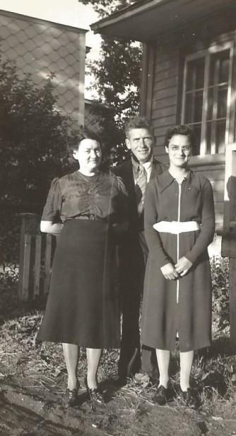 La famille Laplante.